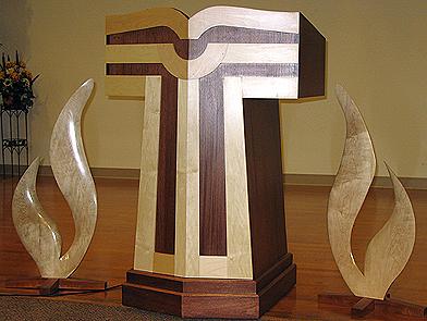 Church Pulpits Designs